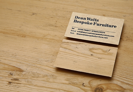 Dean Watts Bespoke Furniture