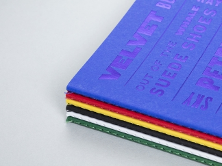 The Colour of Things Notebook – Set of 3